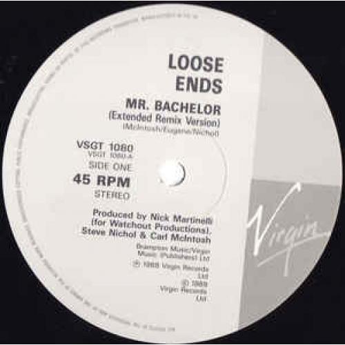 """Loose Ends - Mr Bachelor - Vinyl - 12"""""""