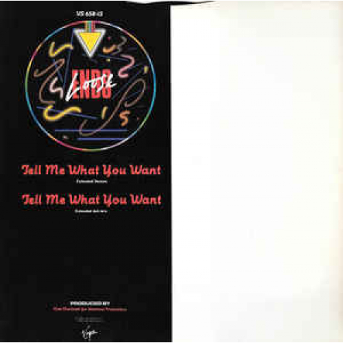 """Loose Ends - Tell Me What You Want - Vinyl - 12"""""""