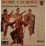 Luis Alberto del Parana y Los Paraguayos - Songs And Dances Of Latin America