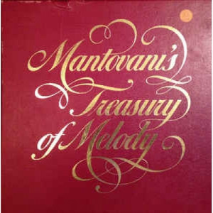 Mantovani - Mantovani's Treasury Of Melody - Vinyl - LP Box Set
