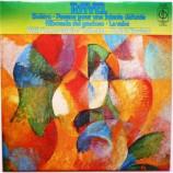 Maurice Ravel, Orchestre De La Société  - Orchestral Music Of Ravel - LP, Album