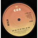 Merlin - (Let Me) Put My Spell On You - 7''
