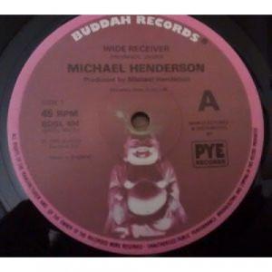"Michael Henderson - Wide Receiver - 12'' - Vinyl - 12"""