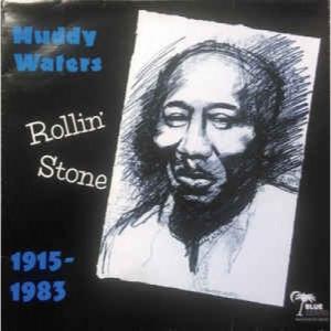 Muddy Waters - Rollin' Stone - Vinyl Record - LP