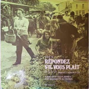 No Artist - Repondez S'Il Vous Plaît R.S.V.P. Record 2: Lessons 11-20 - Vinyl - LP