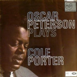 Oscar Peterson - Oscar Peterson Plays Cole Porter - LP, Album, Mono, RE