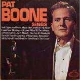 Pat Boone - Sings - LP, Album, RE