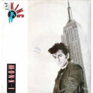 "Paul King - I Know - Vinyl - 12"""