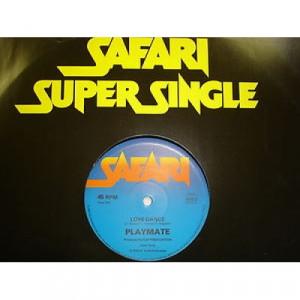"Playmate - Love Dance / Oriental Explosion  - Vinyl - 12"""