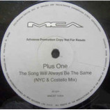 Plus One - The Song Will Always Be The Same