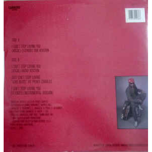 """Prince Charles And The City Beat Band - I Can't Stop Loving You - Vinyl - 12"""""""