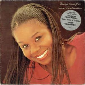 Randy Crawford - Secret Combination - Vinyl - LP