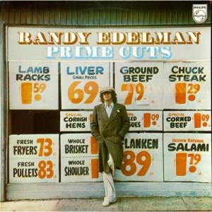 Randy Edelman - Prime Cuts - Vinyl - LP