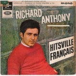 Richard Anthony - Hitsville Français - 7''- EP, Mono