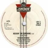 Rockers Revenge Featuring Donnie Calvin - Walking On Sunshine - 7''