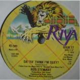 Rod Stewart - Da'Ya' Think I'm Sexy? - 7''- Single, Sol