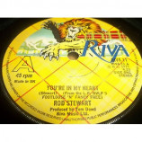 Rod Stewart - You're In My Heart - 7''- Single