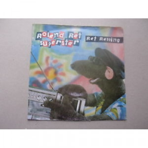 Roland Rat Superstar - Rat Rapping - 7'' - Vinyl - 7""