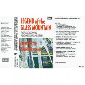 Ron Goodwin And His Orchestra - Legend Of The Glass Mountain - Tape - Cassete