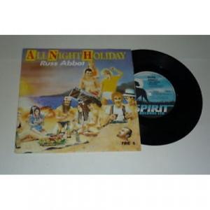 "Russ Abbot - All Night Holiday - 7''- Single - Vinyl - 7"""