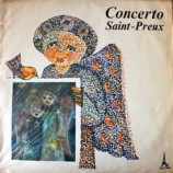 Saint-Preux - Bande Originale Du Concerto Pour Une Voix