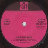 Sandie Shaw - Long Live Love