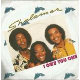 Shalamar - I Owe You One - 7''- Single, Sol