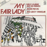 Shelly Manne & His Friends  - My Fair Lady - LP, Album, RE