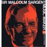 Sir Malcolm Sargent - Music Maker - LP, Comp, Mono