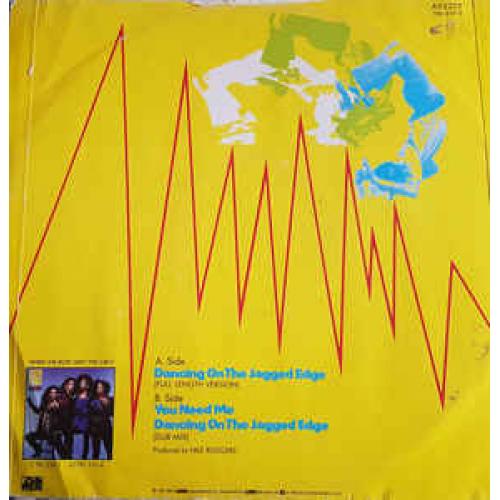 "Sister Sledge - Dancing On The Jagged Edge - Vinyl - 12"""
