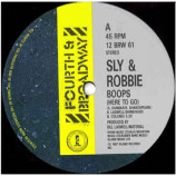 Sly & Robbie - Boops ( Here To Go )