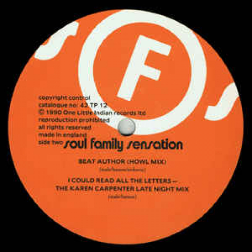 """Soul Family Sensation - I Don't Even Know If I Should Call You Baby - Vinyl - 12"""""""