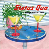 Status Quo - Marguerita Time - 7''- Single, Sil