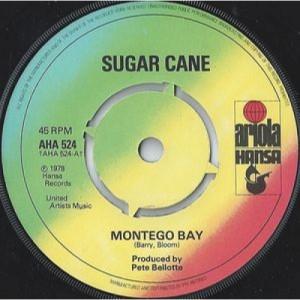 """Sugar Cane - Montego Bay - 7'' - Vinyl - 7"""""""