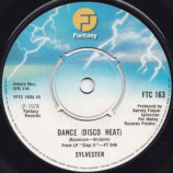 Sylvester - Dance (Disco Heat)