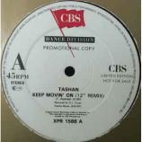 Tashin - Keep Movin' On (Remixes)