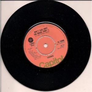 "Tavares - Don't Take Away The Music - 7''- Single - Vinyl - 7"""