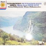 Tchaikovsky,Grieg.Herbet Von Karajan,Vienna Philha - Nutcracker Suite / Music From Peer Gynt