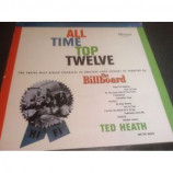 Ted Heath And His Music - All Time Top Twelve - LP, RE