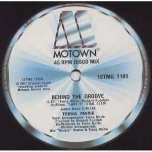 """Teena Marie - Behind The Groove - Vinyl - 12"""""""