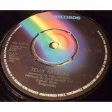 Telly Savalas - If - 7''- Single