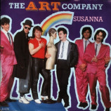 The Art Company - Susanna - 7''- Single, Inj