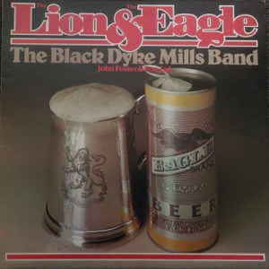 The Black Dyke Mills Band - The Lion & Eagle - Vinyl - LP