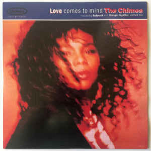 """The Chimes - Love Comes To Mind - Vinyl - 12"""""""