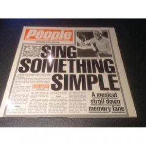 The Cliff Adams Singers - Sing Something Simple - LP - Vinyl - LP