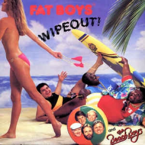 The Fat Boys And The Beach Boys - Wipeout - Vinyl - 12""