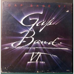 The Gap Band - Gap Band VI - LP, Album - Vinyl - LP
