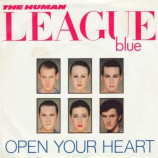 The Human League - Open Your Heart - 7''- Single, Sol