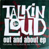 The K-Creative And Perception - Out And About EP