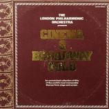 The London Philharmonic Orchestra - Cinema & Broadway Gold - 2xLP, Ltd, Gat